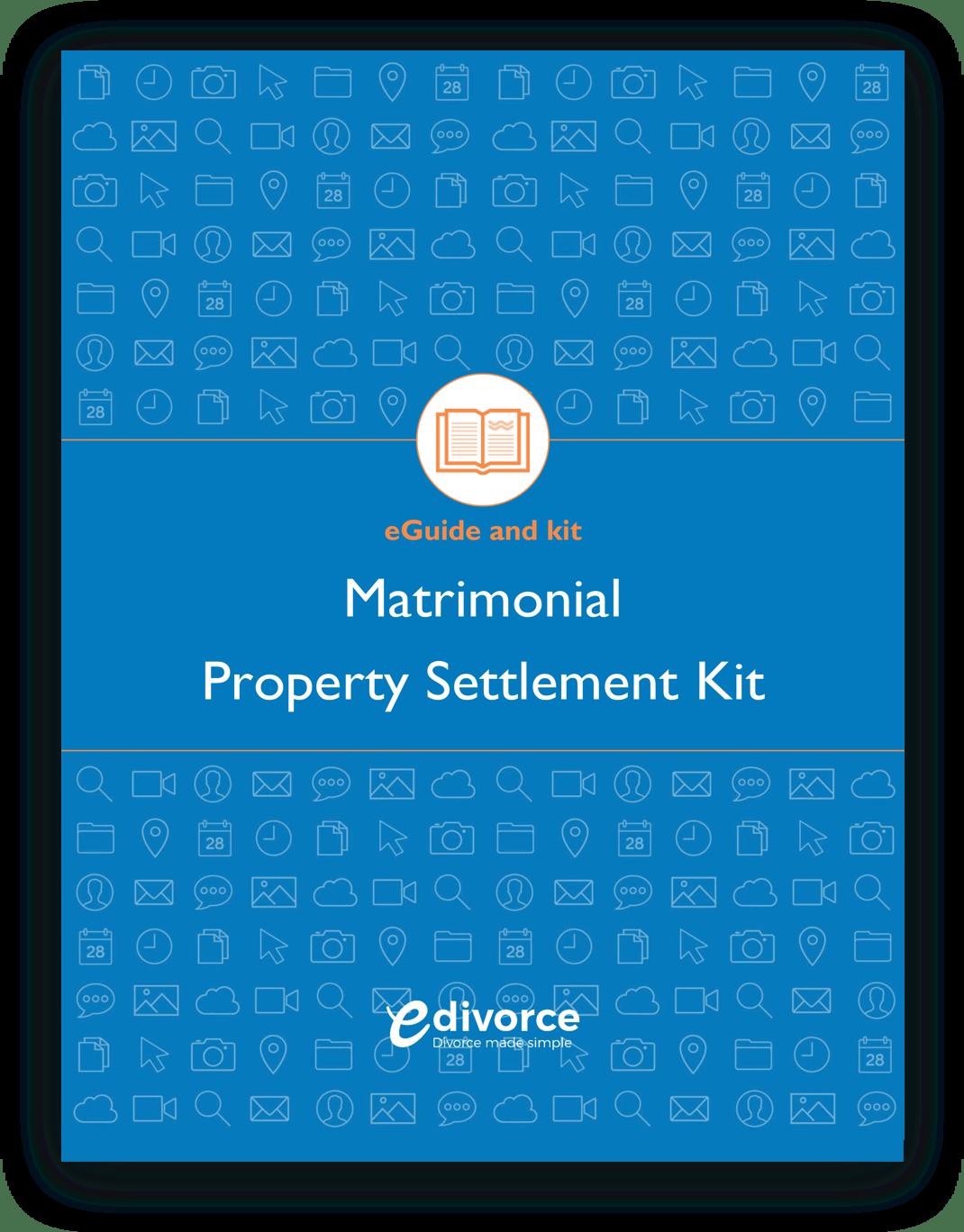Matrimonials Property Settlement Kit Copy@2x